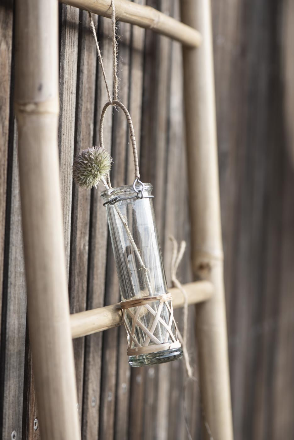 Hängevase Bambus