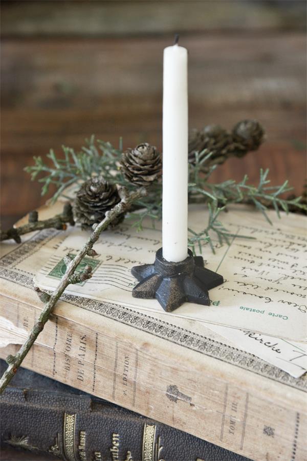 Kerzenständer Stern Ø 4,5 cm