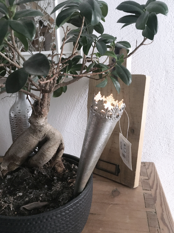 Kerzenhalter zum Stecken