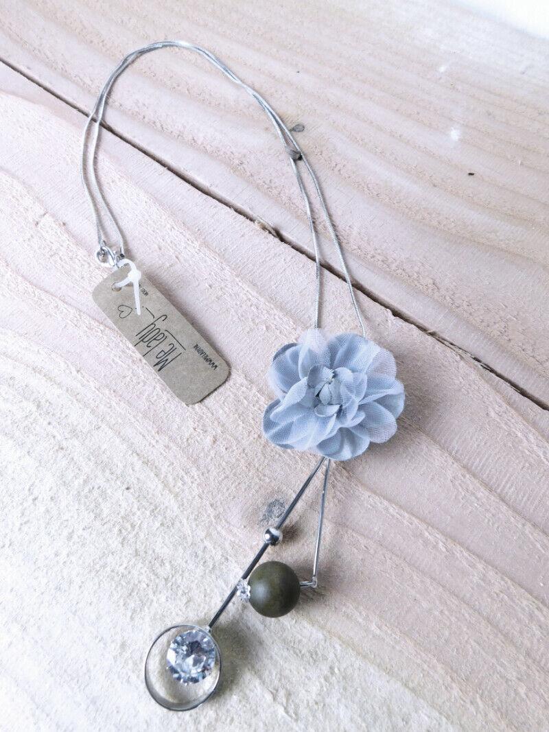 Halskette Boho Blume Gypsy