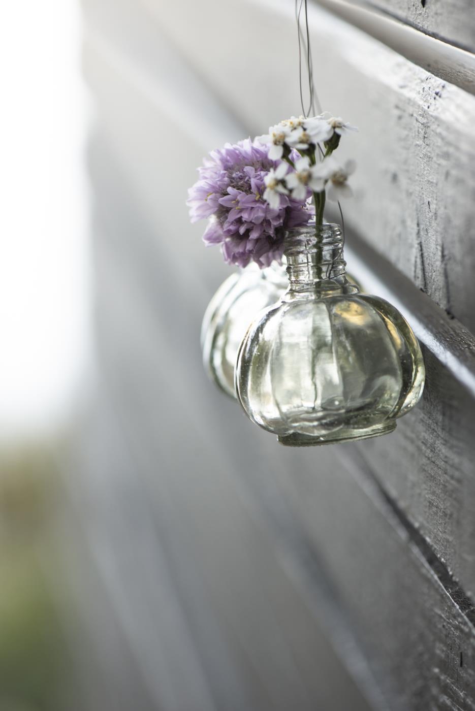 Mini-Vase zum hängen