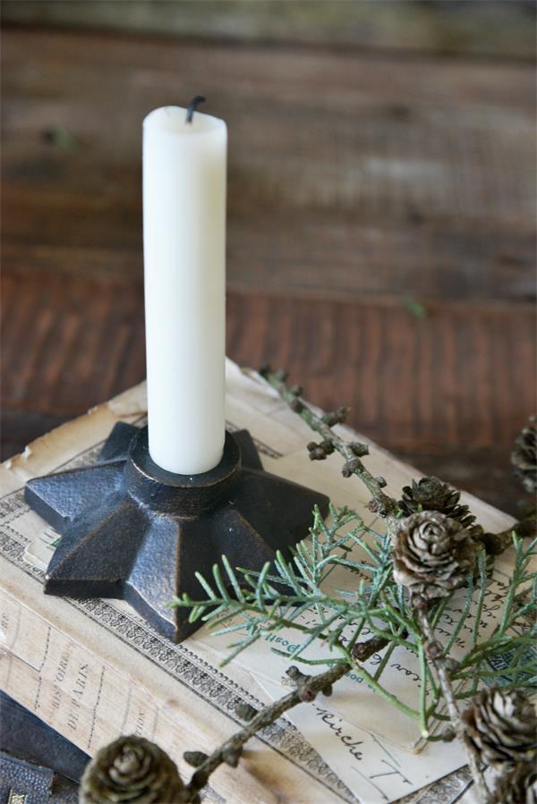 Kerzenständer Stern Ø 10 cm